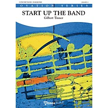 Mitropa Music Start Up the Band Full Score Concert Band Level 3 Composed by Gilbert Tinner