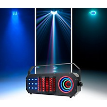 Open BoxAmerican DJ Startec Boom Box FX3 3-in-1 LED Derby, Wash and SMD Lighting Effect