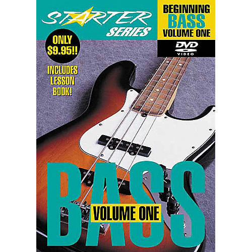 Hal Leonard Starter Series Bass 1 DVD