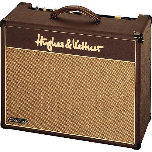 hughes kettner statesman series stm dual el84 20w 1x12 tube guitar rh musiciansfriend com