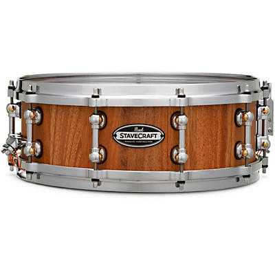 Pearl StaveCraft Makha Snare Drum