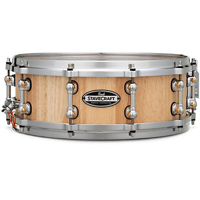 Pearl StaveCraft Thai Oak Snare Drum