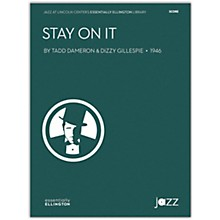 Alfred Stay On It Conductor Score 3.5 (Medium)