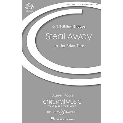 Boosey and Hawkes Steal Away (CME Building Bridges) SAB arranged by Brian Tate
