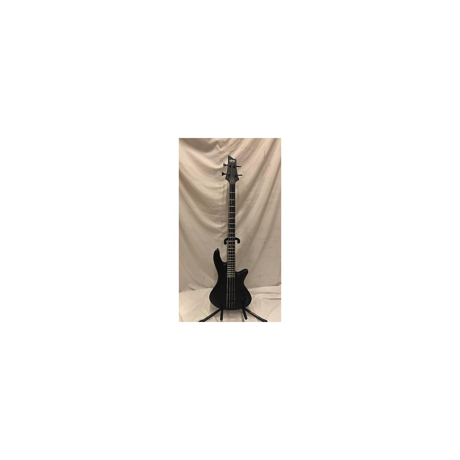 Schecter Guitar Research Stealth 4 Electric Bass Guitar