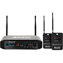 Open Box Alto Stealth Wireless - Stereo Wireless System for Active Loudspeakers