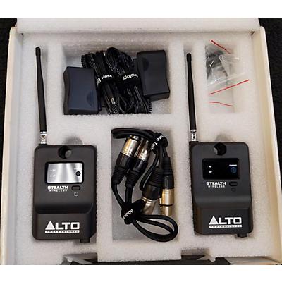 Alto Stealth Wireless Ex Pack Wireless System