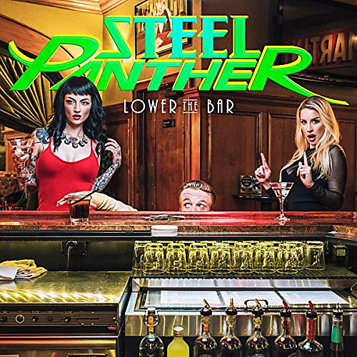 Alliance Steel Panther - Lower The Bar