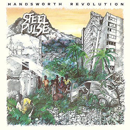 Alliance Steel Pulse - Handsworth Revolution