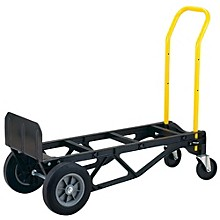 Open Box Harper Trucks Steel Tough 700 Nylon Convertible Hand Truck