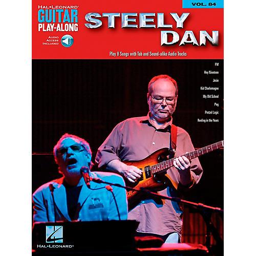 Hal Leonard Steely Dan - Guitar Play-Along Volume 84 (Book/CD)