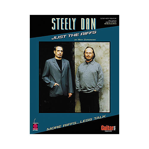 Cherry Lane Steely Dan - Just the Riffs Book