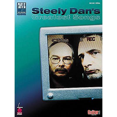 Cherry Lane Steely Dan's Greatest Songs Book