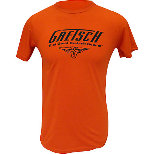 Gretsch Steer Horns Men's T-Shirt