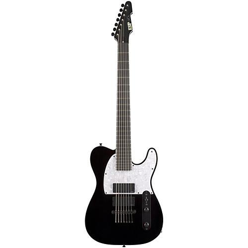ESP Stef Carpenter T-7 Baritone Electric Guitar