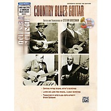 Alfred Stefan Grossman's Early Masters of American Blues Guitar: Country Blues Guitar Book with CD