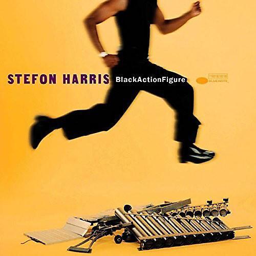 Alliance Stefon Harris - Black Action Figure