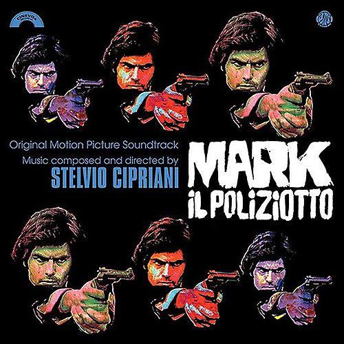 Alliance Stelvio Cipriani - Mark Il Poliziotto (original Soundtrack)