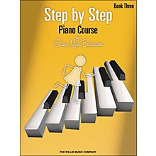 Willis Music Step By Step Piano Course Book 3 (Book Only)