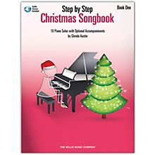 Willis Music Step by Step Christmas Songbook - Book 1 by Glenda Austin Book/Audio Online
