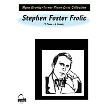 SCHAUM Stephen Foster Frolic (duet) Educational Piano Series Softcover
