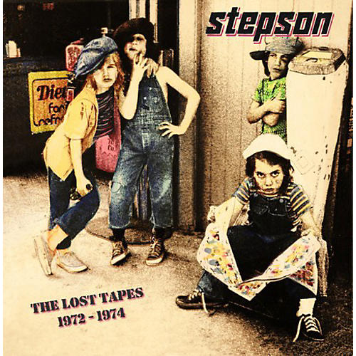 Alliance Stepson - The Lost Tapes: 1972-1974