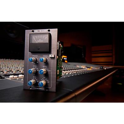 Solid State Logic Stereo Buss Compressor 500 Series Compressor
