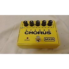MXR Stereo Chorus Effect Pedal Package