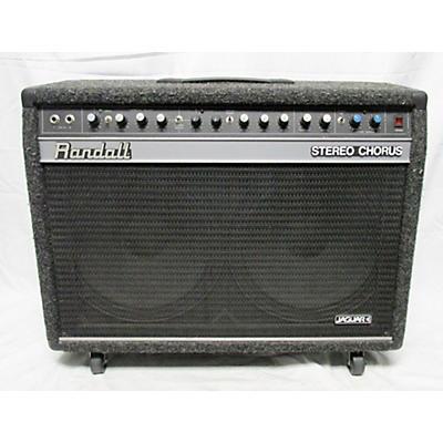 Randall Stereo Chorus Guitar Combo Amp