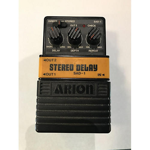 Stereo Delay Effect Pedal