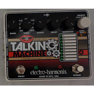 Digitech Stereo Talking Machine Effect Pedal