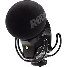 Open BoxRode Stereo VideoMic Pro Rycote