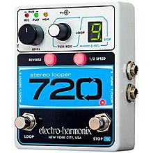 Open BoxElectro-Harmonix Stereo with 10 Loops & 12 Minutes Recording Time