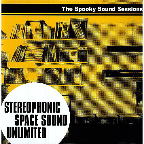 Alliance Stereophonic Space Sound Unlimited - Spooky Sound Sessions