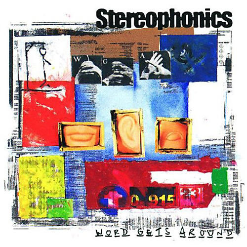 Alliance Stereophonics - Word Gets Around