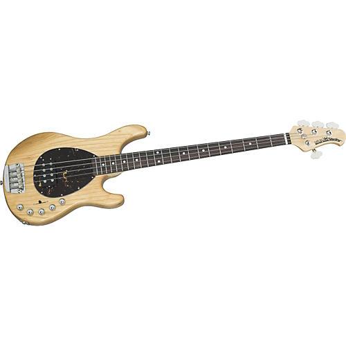 Ernie Ball Music Man Sterling Electric Bass with Humbucker/Piezo Pickups