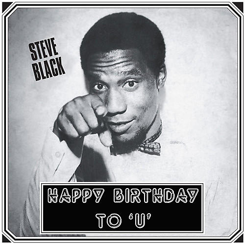 Alliance Steve Black - Happy Birthday To U
