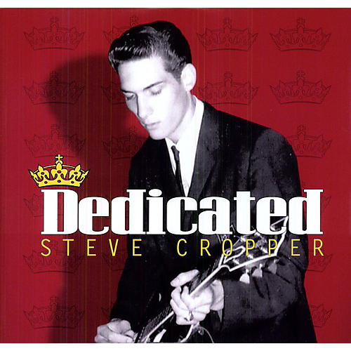 Alliance Steve Cropper - Dedicated