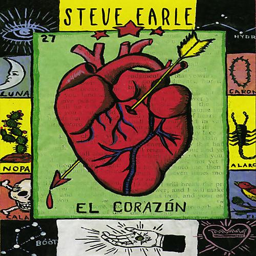 Alliance Steve Earle - El Corazon