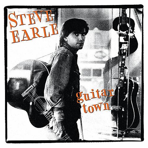 Alliance Steve Earle - Guitar Town