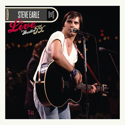 Alliance Steve Earle - Live From Austin, TX