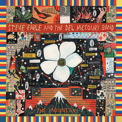 Alliance Steve Earle & the Del McCoury Band - Mountain