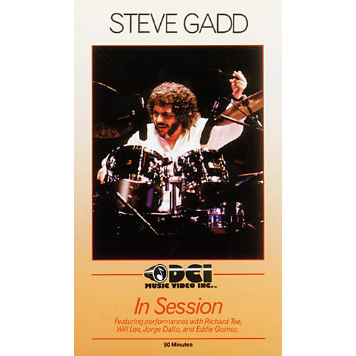 Alfred Steve Gadd In Session Video