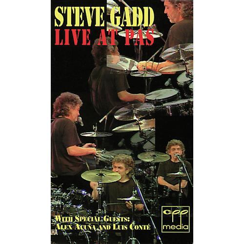 Alfred Steve Gadd Live at Pas '95 Video