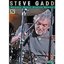 Hudson Music Steve Gadd Master Series DVD with Bonus Disc Exclusive
