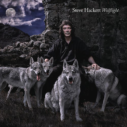 Alliance Steve Hackett - Wolflight