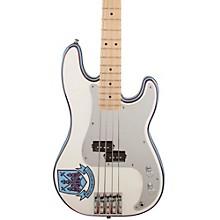 Open BoxFender Steve Harris Signature Precision Bass Electric Bass Guitar