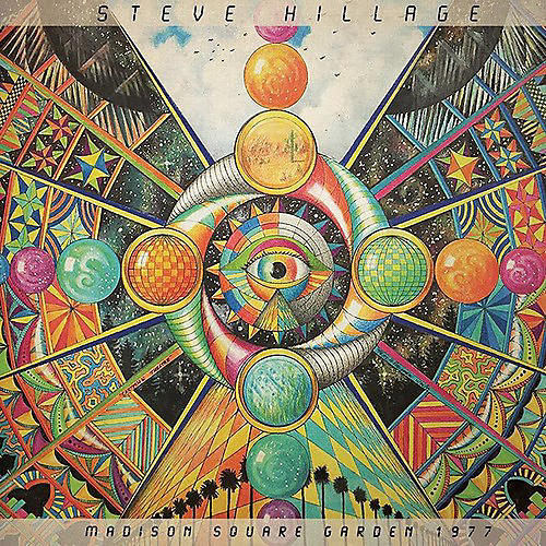 Alliance Steve Hillage - Madison Square Garden 1977