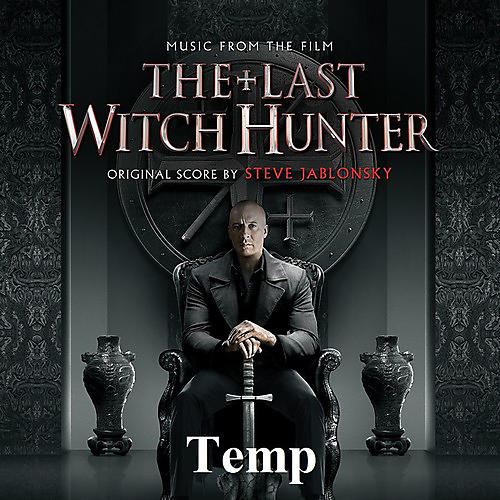 Alliance Steve Jablonsky - Last Witch Hunter (Score) (Original Soundtrack)