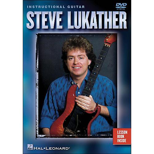 Hal Leonard Steve Lukather - Instructional Guitar DVD